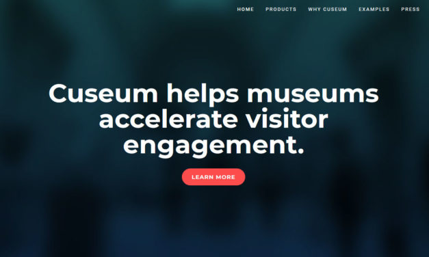 Cuseum project – Accelerate visitor engagement