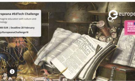 Europeana #edTech Challenge
