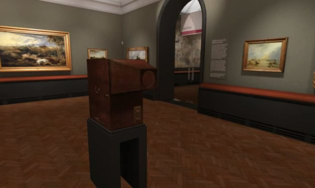 Experience Treasures from The Victoria and Albert Museum in an Amazing New Way