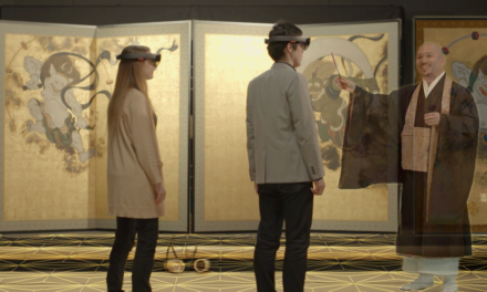 MR Museum in Kyoto, Japan: national treasure meets mixed reality