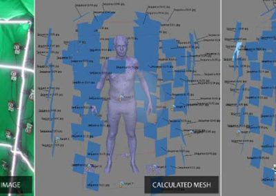 3D Image Based Scanning