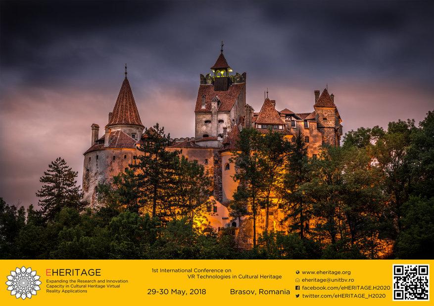 VRTCH'18 – 1st International Conference on VR Technologies in Cultural Heritage