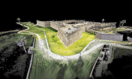Learn about 3-D imaging at the forts from Dr. Lori Collins