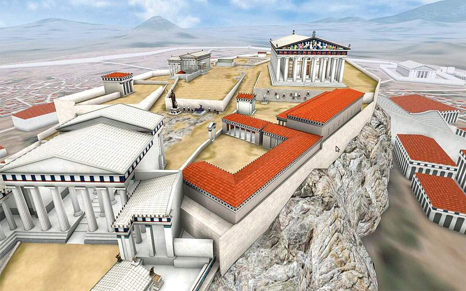 Eλληνικός Κόσμος: πρόσκληση σε ταξίδι στην Αρχαία Ελλάδα με εικονική πραγματικότητα