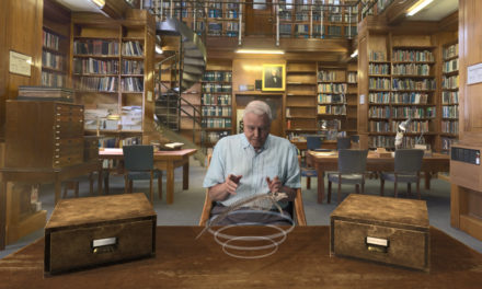 Hold the World – VR with David Attenborough