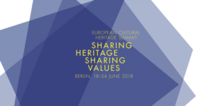 EUROPEAN CULTURAL HERITAGE SUMMIT 2018