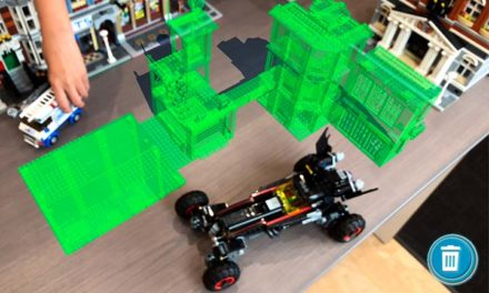 Augmented Reality App LEGO AR-Studio™