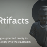 ARtifacts – using AR to bring history into the classroom