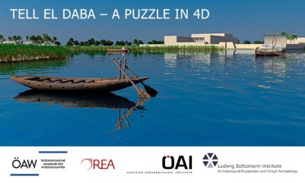 TELL EL DABA – A PUZZLE IN 4D