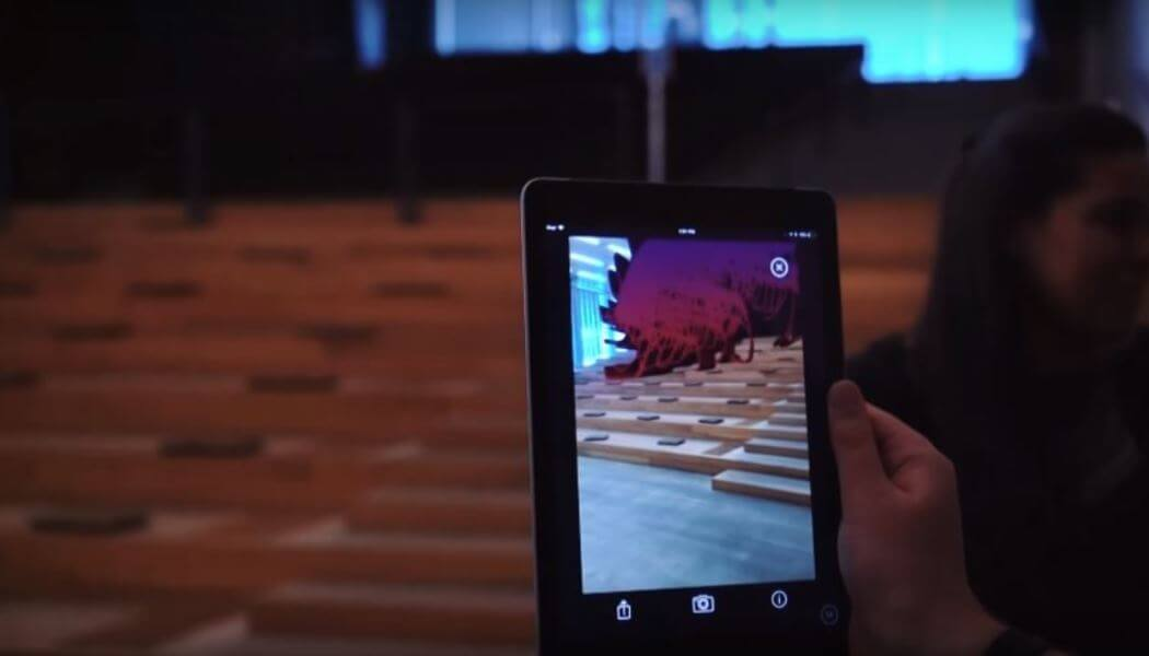 Are museums the best place to find innovation in AR?