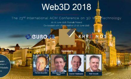 Web3D 2018
