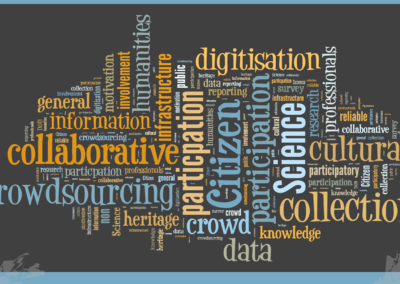 Citizen Science in Humanities   Unlocking the Knowledge of the Crowd