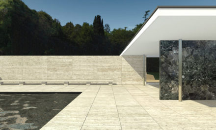 A Virtual Tour of Mies van der Rohe's Barcelona Pavilion with the help of Virtual Reality by CL3VER