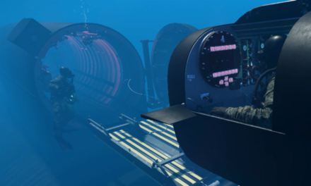 A SDV Virtual Reality Experience at Navy SEAL Museum