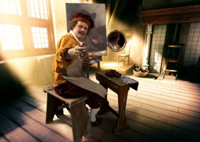 Meeting Rembrandt: Master of Reality