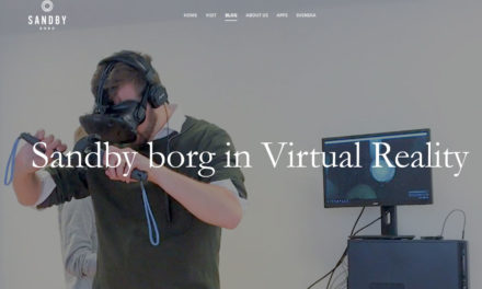 Sandby Borg in Virtual Reality