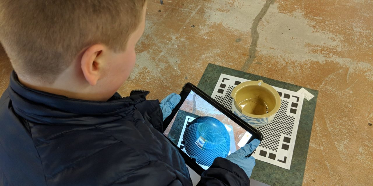 'Creators, Not Consumers': How a Washington Middle School Class Scanned a Virtual Museum