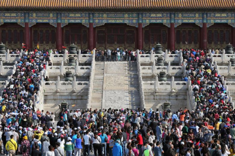 China's Palace Museum goes digital, offering access to previously forbidden chambers