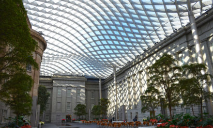The Smithsonian American Art Museum is using VR to reach beyond the exhibit space