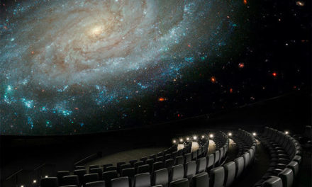 Bell Museum's new planetarium brings the universe home