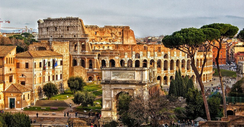 Virtual Reality Is Reviving Rome's Colosseum