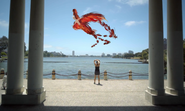 Artist's AR Exhibit Shows Two Sides Of The Same Reality