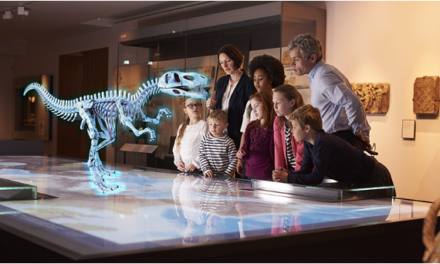 How Augmented Reality In Museums Caters to the Edutainment of Millennials