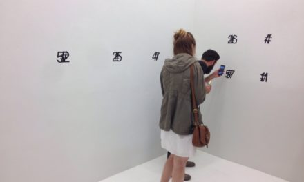 Gallery Uses Augmented Reality to Exhibit Modern Art