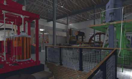 Explore The London Museum Of Water & Steam For Free In VR