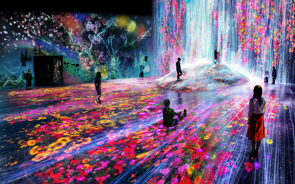 Japanese Art Collective TeamLab Is Bringing Its High-Tech Immersive Art Experiences to New York