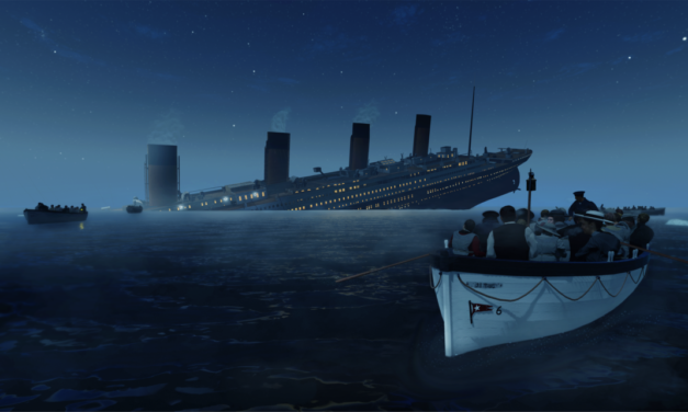 Exploring The RMS Titanic In VR