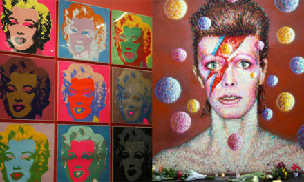 Phoenix Art Museum unveils virtual-reality Bowie, Warhol, Scharf exhibit