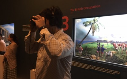 Ayala Museum relives heroes' legacies via virtual reality