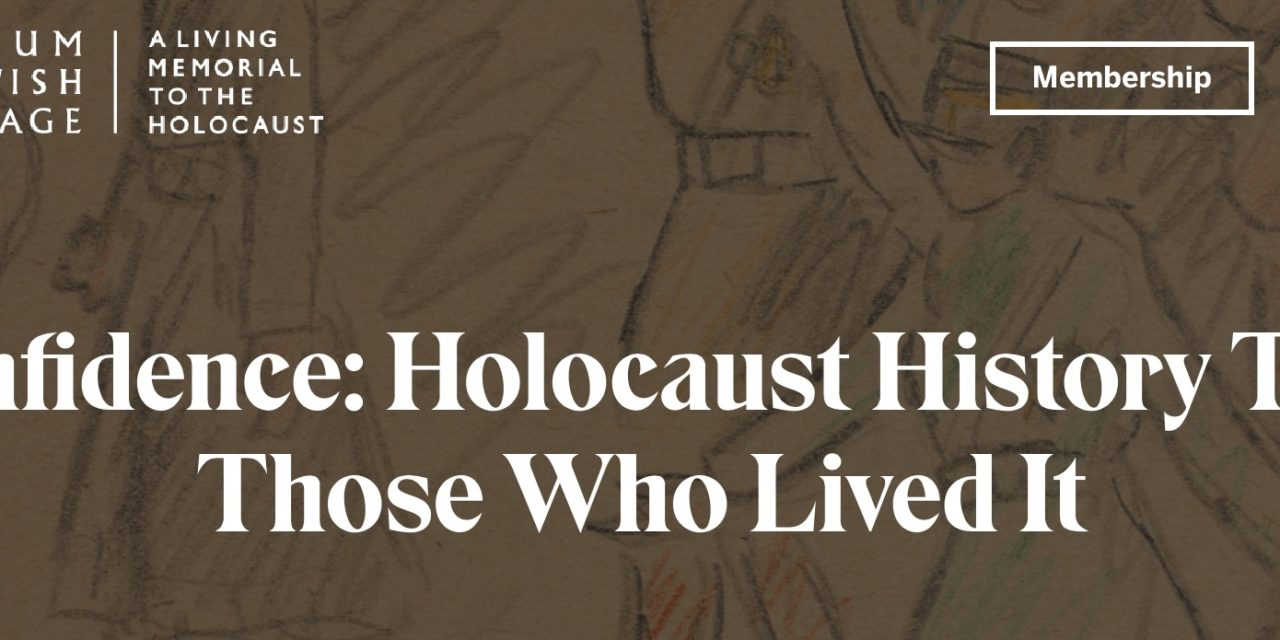 New Virtual Reality Holocaust installation features rare and never-before-exhibited artifacts