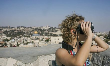 Virtual reality tour brings ancient Jerusalem to life