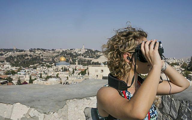 Virtual reality tour brings ancient Jerusalem to life
