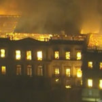 The National Museum of Brasil in fire! Accurate digitization: the ultimate safeguard of cultural heritage.