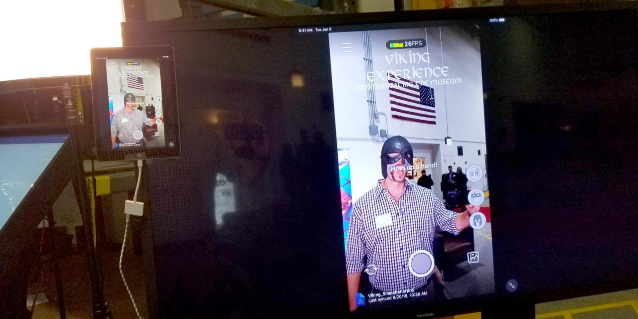 Augmented and Virtual Reality Content Creation for Museums