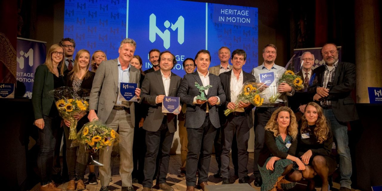 Winners of the Heritage in Motion Awards 2018 announced