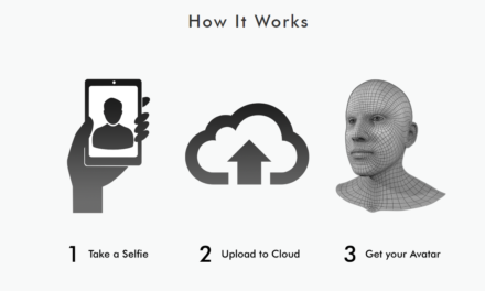 My Didimo – creating lifelike virtual avatars