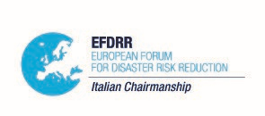 European Forum on Disaster Risk Reduction @ AUDITORIUM DELLA TECNICA