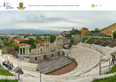 Ancient theatre of Philippopolis