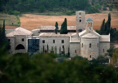 Private foundations in digital heritage: the case of Mon Sant Benet (Sant Fruitos de Bages, Catalonia)