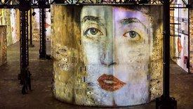 Gustav Klimt's Masterpieces Get a 21st-Century Makeover at Paris's First Digital Fine Arts Museum