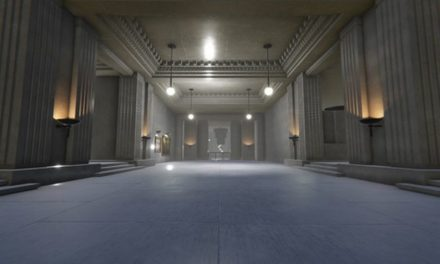 Virtual reality: Tour the AMAZING First World War memorial that was never built