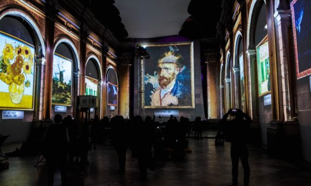 Brussels exhibition brings Van Gogh to virtual reality