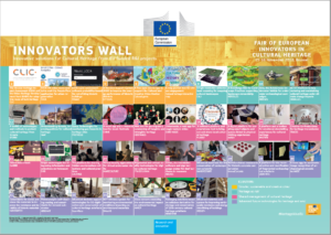 The Fair of European Innovators in Cultural Heritage @ THE EGG