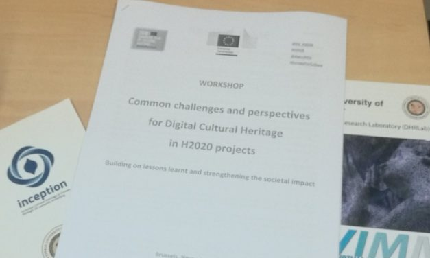 Europe for Culture Conference in Brussels