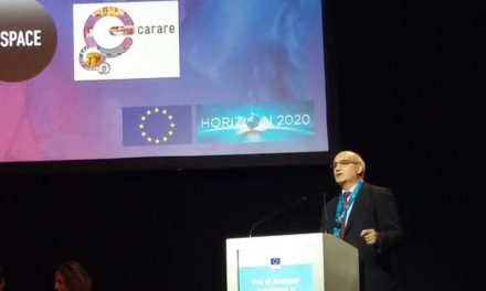 Fair of European Innovators in cultural heritage presentations