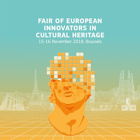 Best Innovation Award at the Fair of European Innovators in Cultural Heritage